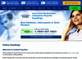 trusted-psychics.co.uk