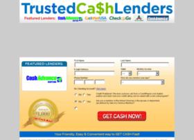 trustedcashlenders.com