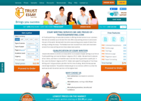 trustessaywriting.com