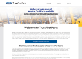 trustfirstparts.co.uk