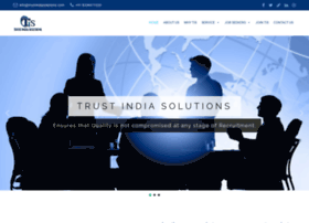 trustindiasolutions.com