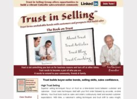 trustinselling.com