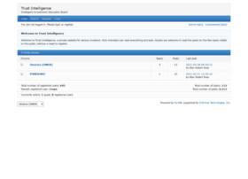 trustintelligence.com