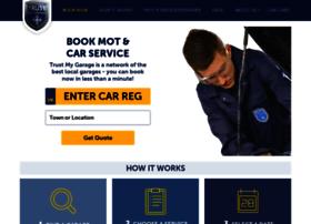 trustmygarage.co.uk
