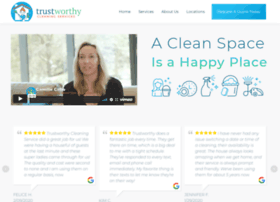 trustworthycleaningserv.com