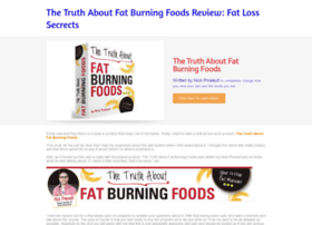 truth-about-fat-burning-foods.weebly.com