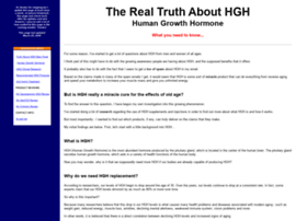 truth-about-hgh.com