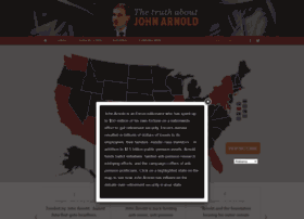 truthaboutjohnarnold.com