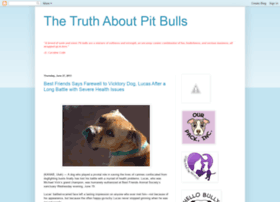 truthaboutpitbulls.blogspot.com