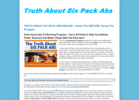 truthaboutsixpackabsebook.blogspot.com
