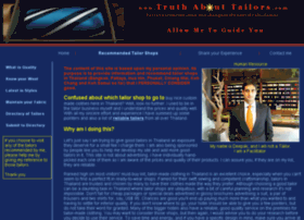 truthabouttailors.com