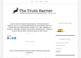 truthbarrier.com