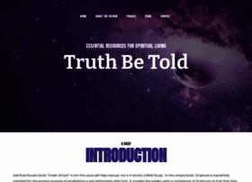 truthbetoldministries.com