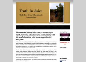 truthinjuice.com