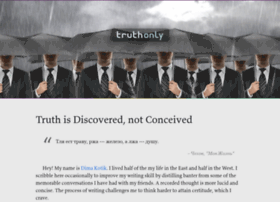 truthonly.com