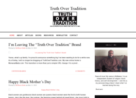 truthovertradition.com