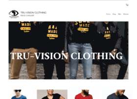 truvisionclothing.com