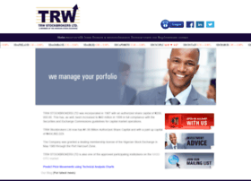 trw-stockbrokers.com