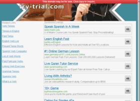 try-trial.com