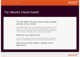 try.cloud.ubuntu.com