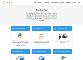 try.jupyter.org