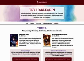 tryharlequin.com
