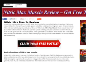 trynitricmaxmuscle.com