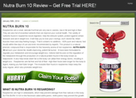 trynutraburn10.com