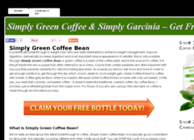 trysimplygreencoffee.com