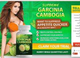 trysupremegarciniacambogia.com