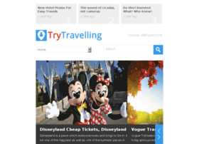 trytravelling.com
