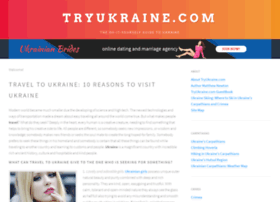 tryukraine.com