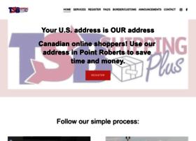 tsbshipping.com
