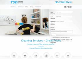 Tsdcleaning.co.uk