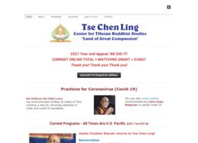 tsechenling.org