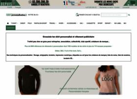 tshirt-personnalisation.fr
