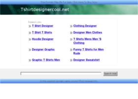 tshirtdesignercool.net