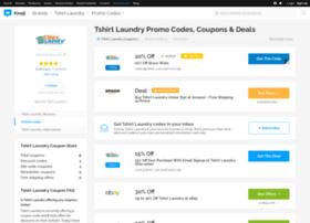 tshirtlaundry.bluepromocode.com