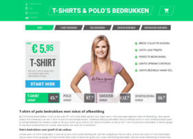 Tshirtspolosbedrukken.nl