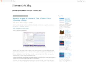 tshwanedje.blogspot.com
