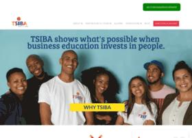 tsiba.org.za