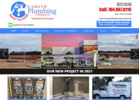 tsmithplumbing.com