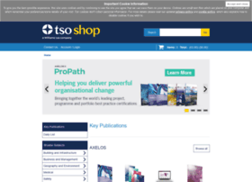 tsoshop.co.uk