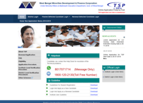 tsp.wbmdfc.co.in