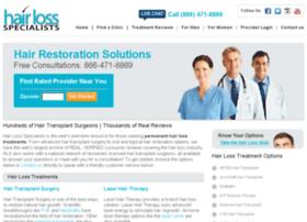 tst.hairlossspecialists.com