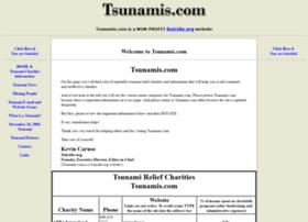tsunamis.com