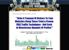 tsunamitrafficmachine.com