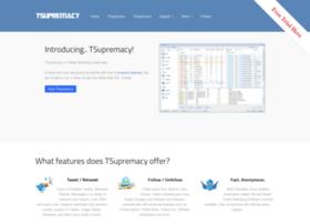 tsupremacy.com