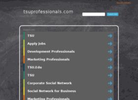 tsuprofessionals.com