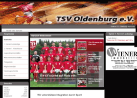 tsv-oldenburg.com